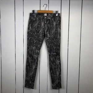 Guess By Marciano No 61 The Skinny Pants Sz 26